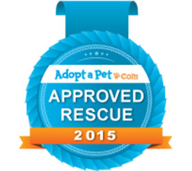 rescue-approved logo